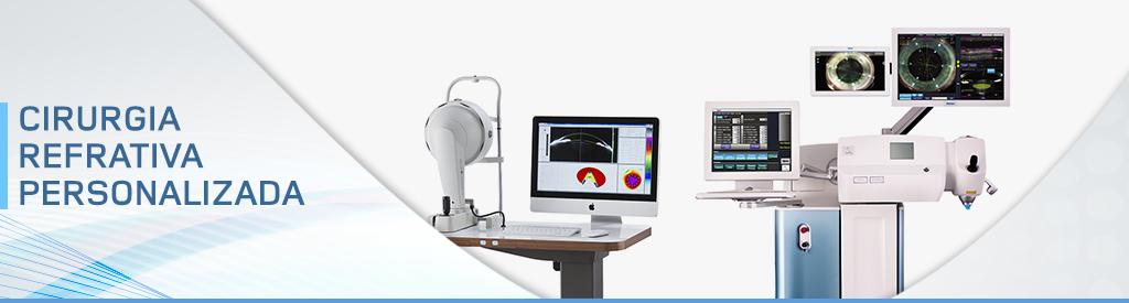 Cirurgia Refrativa Personalizada: Miopia, Astigmatismo e Hipermetropia