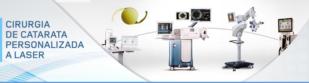 Cirurgia de Catarata Personalizada a Laser