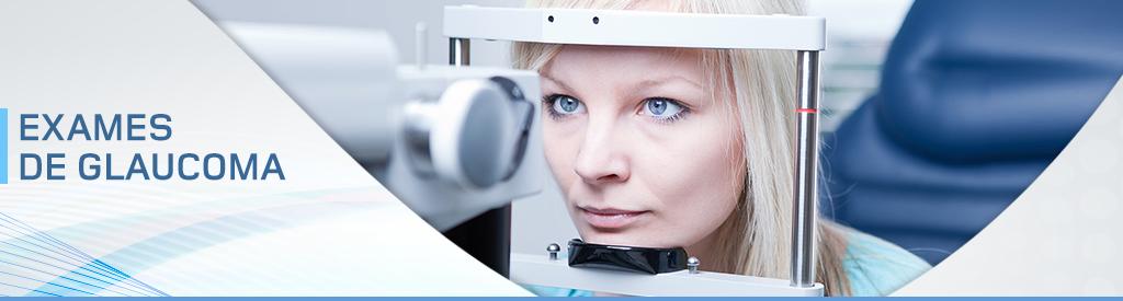 Exames de Glaucoma