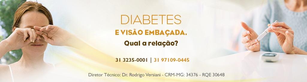 Diabetes e Visão Embaçada, qual a relação?