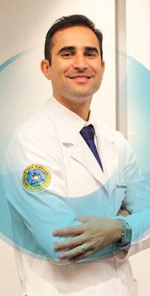 Dr Antônio Cláudio de Magalhães Q Gomes