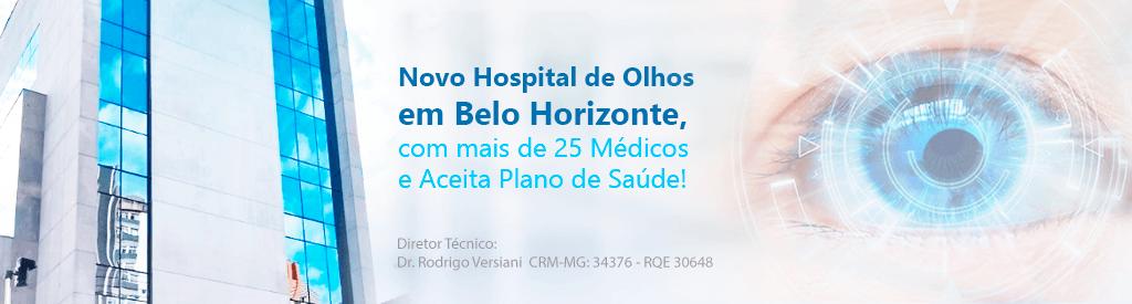 Hospital de Olhos em Belo Horizonte